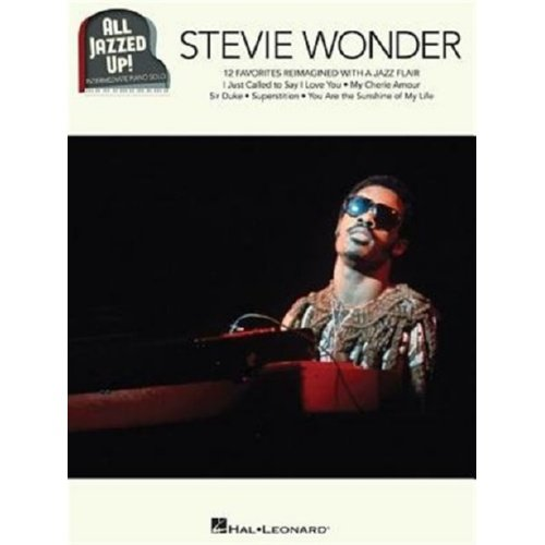 All Jazzed Up: Stevie Wonder