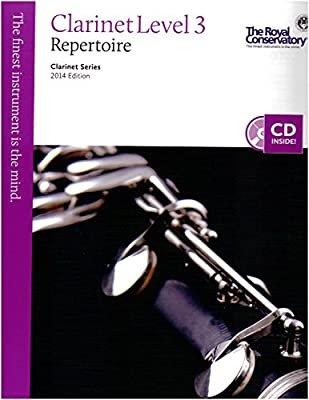 RCM Clarinet Repertoire Book