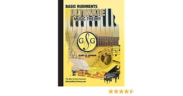 Ultimate Music Theory Book