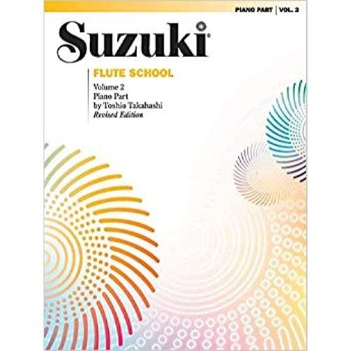 Suzuki Flute School - Piano Part Book