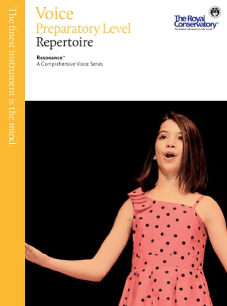 RCM Voice Resonance Repertoire Book