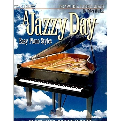 A Jazzy Day Easy Piano