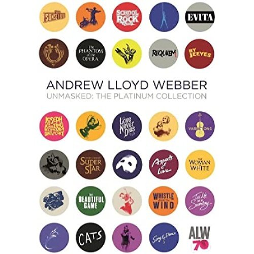 Andrew Lloyd Webber: Unmasked The Platinum Collection