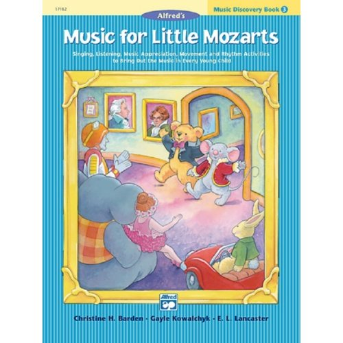Music For Little Mozarts Discovery Book