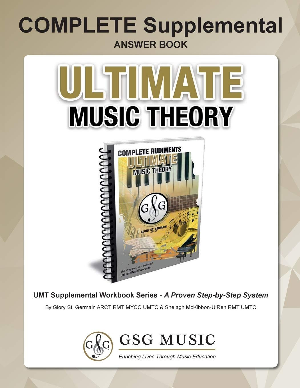 Ultimate Music Theory Supplemental Answers