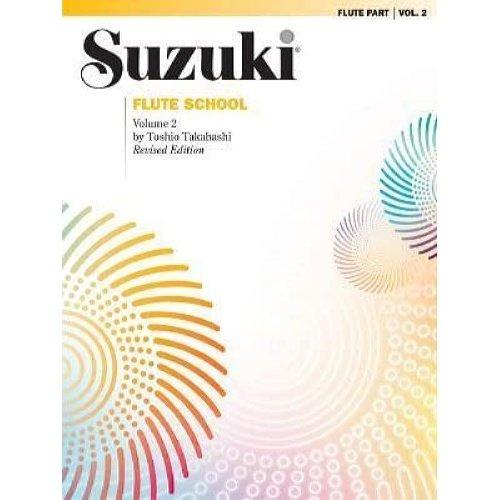 Suzuki Flute School Revised Ed.