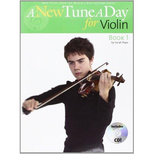 A New Tune A Day for Violin Book