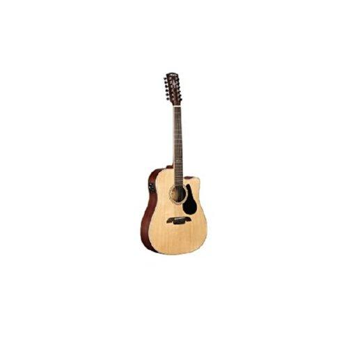 Alvarez Artist 60 Series Dreadnought Acoustic Guitar (AD60)