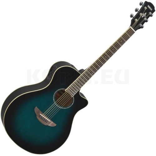 Yamaha Electric Acoustic Guitar