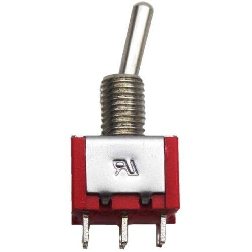 Mini Toggle Switch 2 Position