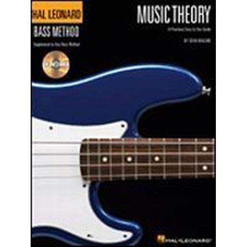 Hal Leonard Bass Music Theory Book