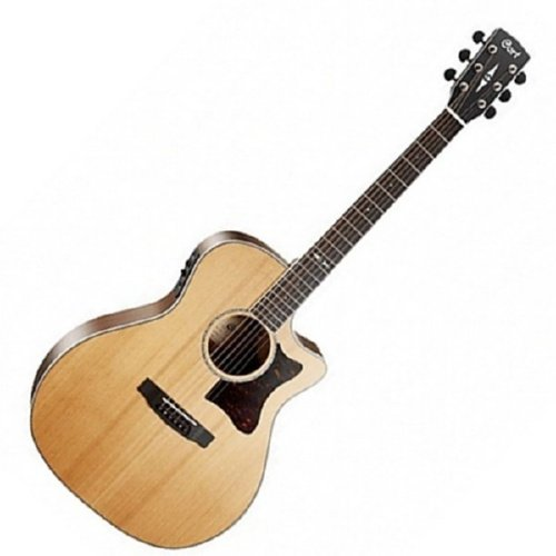Cort Grand Regal Acoustic/Electric Guitar (GA5F-BW-NS)