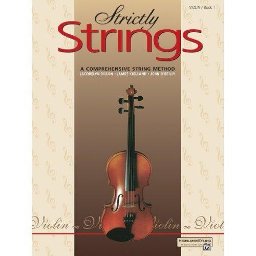 Strictly Strings Violin Book