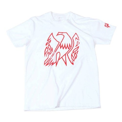 Gibson Firebird White T-Shirt