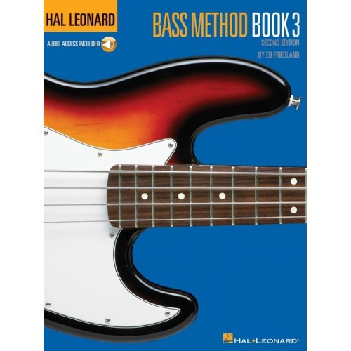 Hal Leonard Bass Method Book