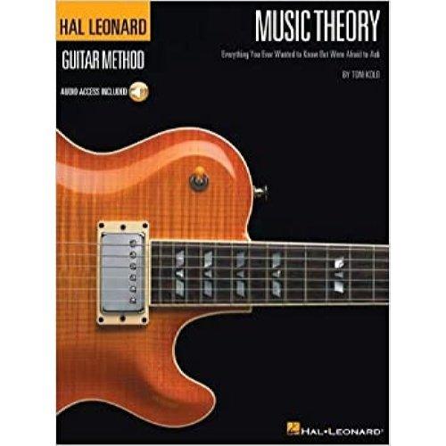 Hal Leonard Guitar Music Theory Book