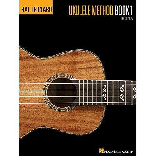 Hal Leonard Ukulele Method Book