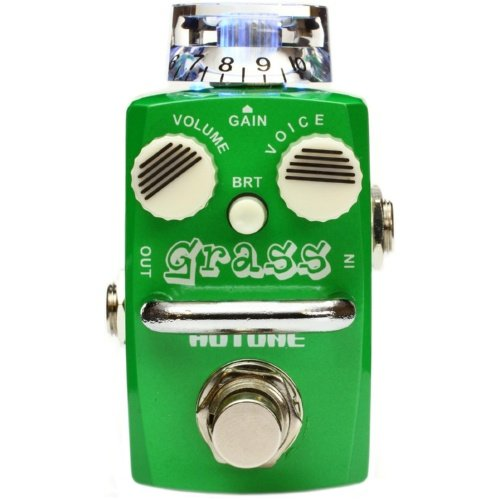 Hotone Grass Overdrive Pedal