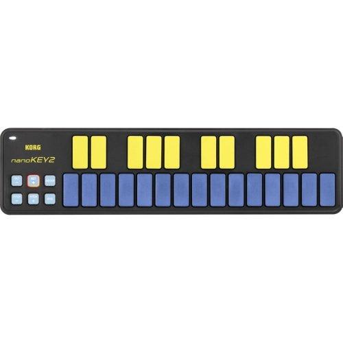 Korg Nanokey 2 Slim-Line USB Keyboard