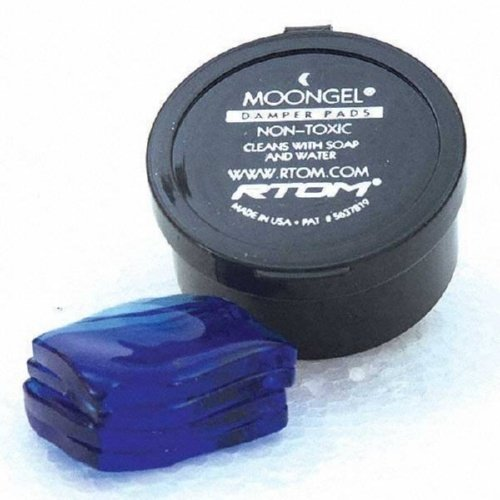 Moongel Damper Pads - 6 Pack