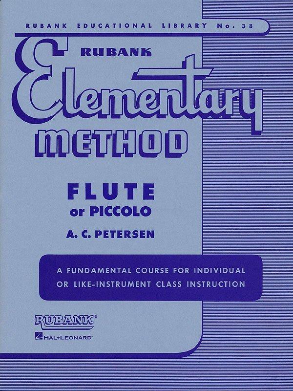 Rubank Method Flute/Piccolo Book