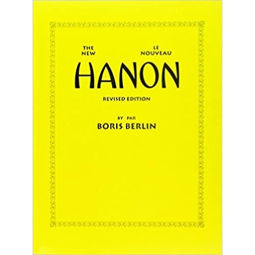 The New Hanon Revised Edition Book