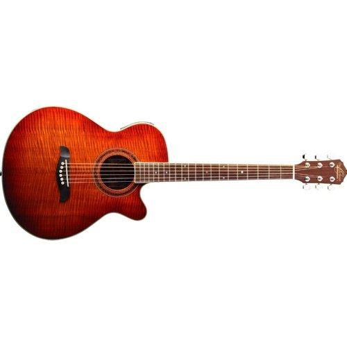 Oscar Schmidt Concert Acoustic/Electric Guitar (OG10CE)
