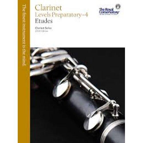 RCM Clarinet Etudes Book