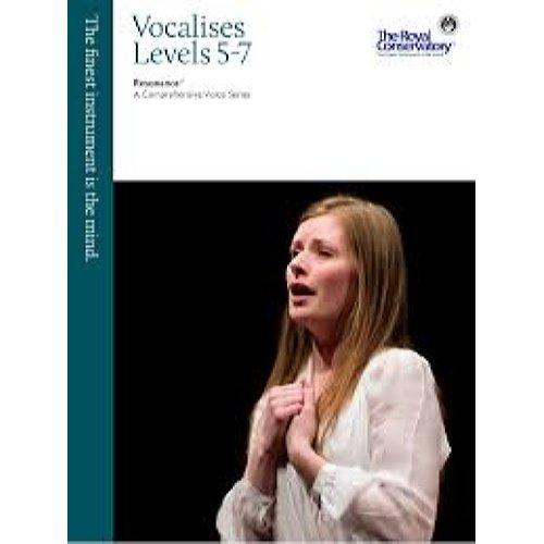 RCM Voice Resonance Vocalises & Recitatives Book