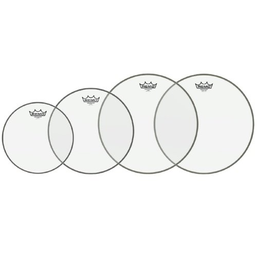 Remo Coated Ambassador Drumhead Pro Pack (10, 12, 14, 14 Inch)