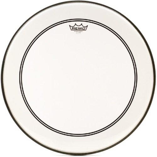 Remo Powerstroke 3 Clear Bass Drumhead