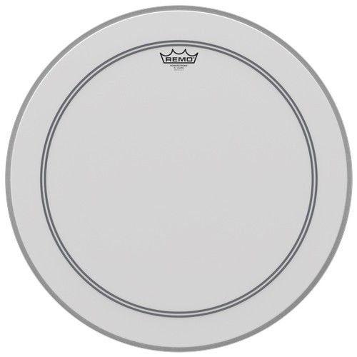 Remo Powerstroke 3 Coated Bass Drumhead