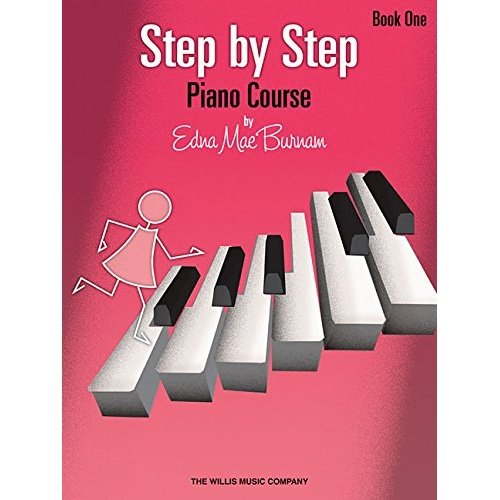Step By Step Piano Course Book