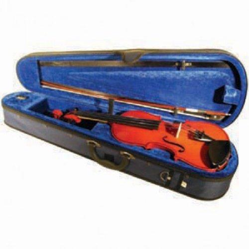 Menzel Beginner Ebony Violin Set