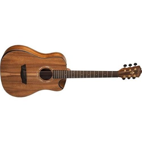 Washburn Comfort Mini Koa Body W Bag (WCGM55K)
