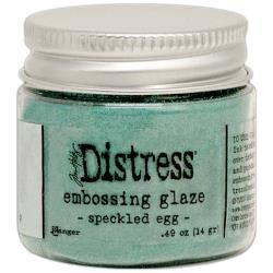 Tim Holtz Distress Embossing Glaze -Speckled Egg