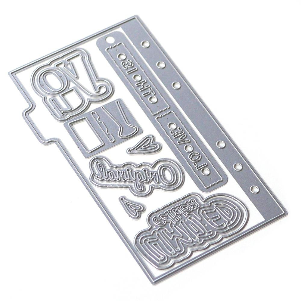 Elizabeth Craft Metal Die-Sidekick Essentials 2