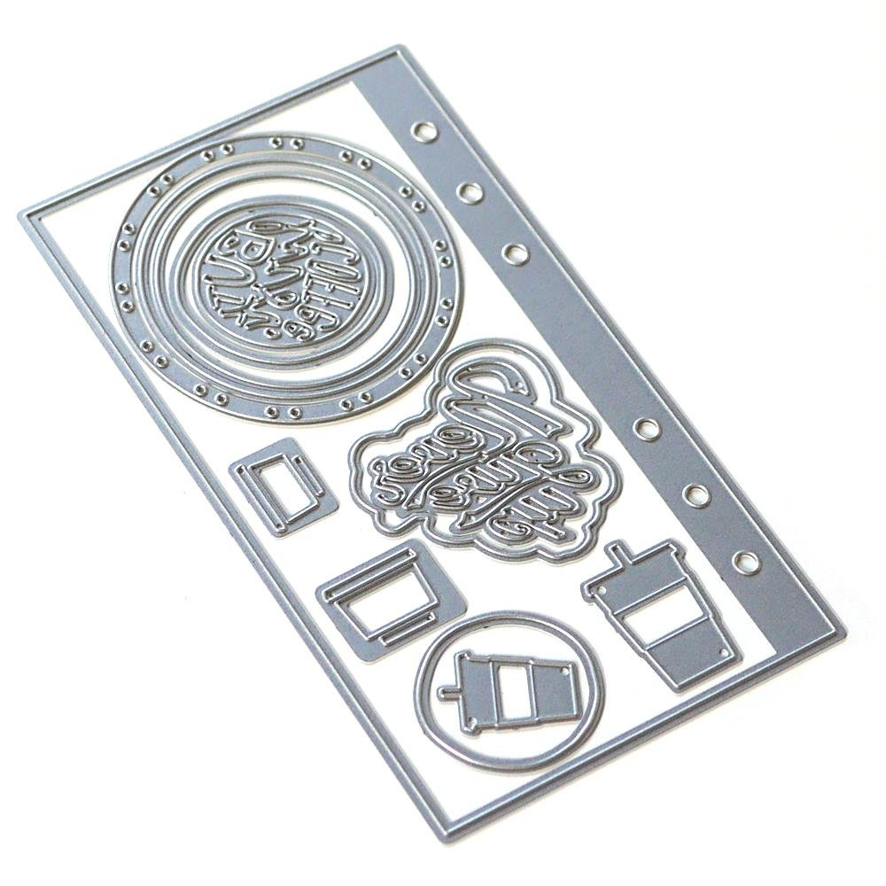 Elizabeth Craft Metal Die-Sidekick Essentials 4