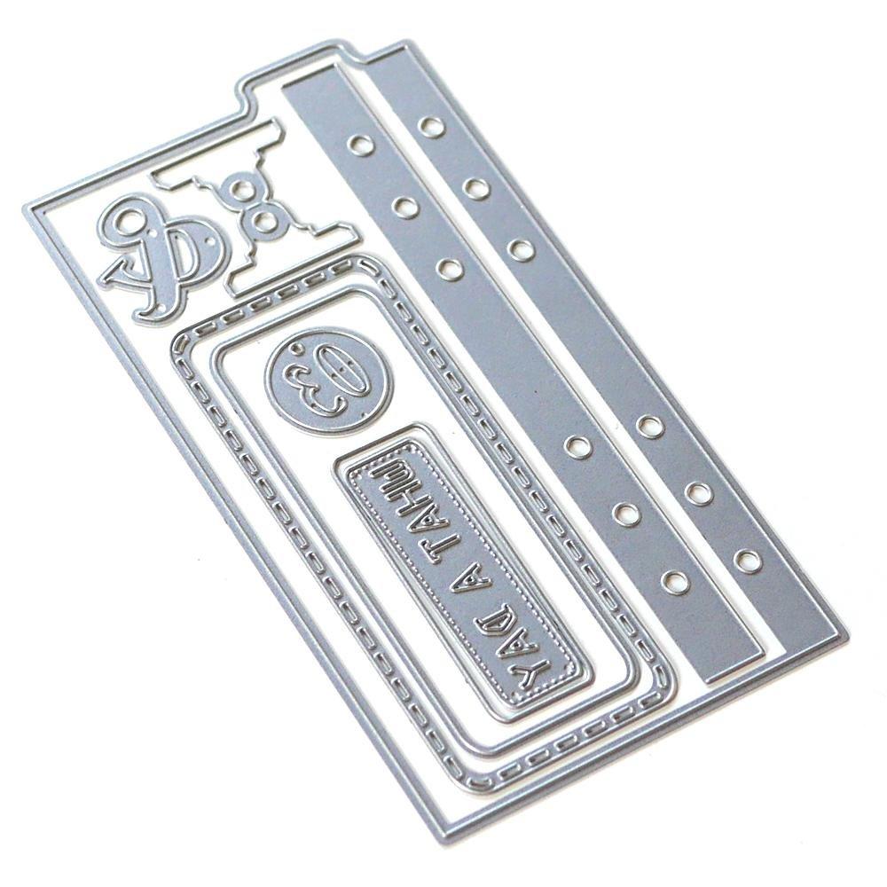 Elizabeth Craft Metal Die-Sidekick Essentials 5