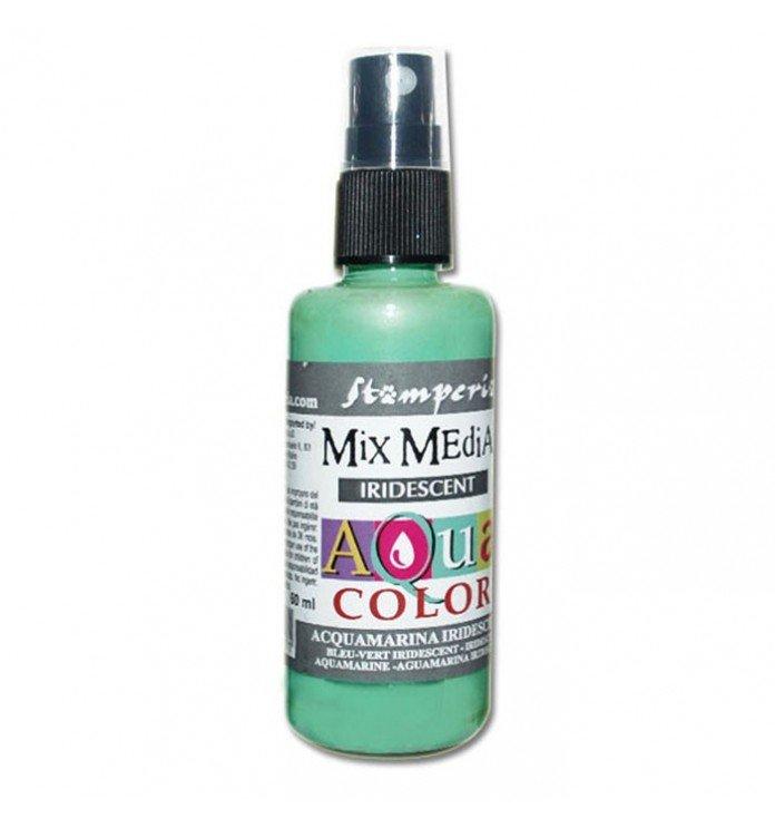 Aquacolor - Iridescent Acquamarine