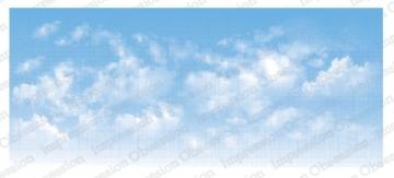Cloudy Sky Stamp