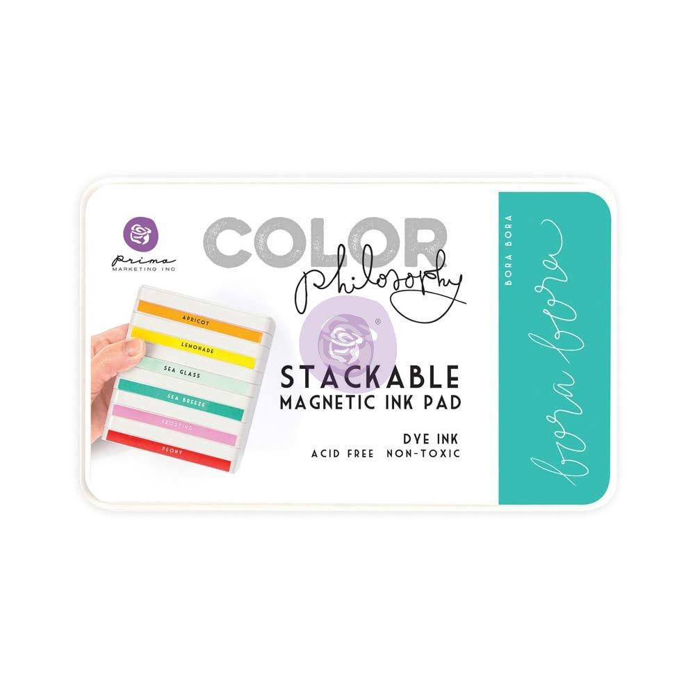 Color Philosophy-Bora Bora