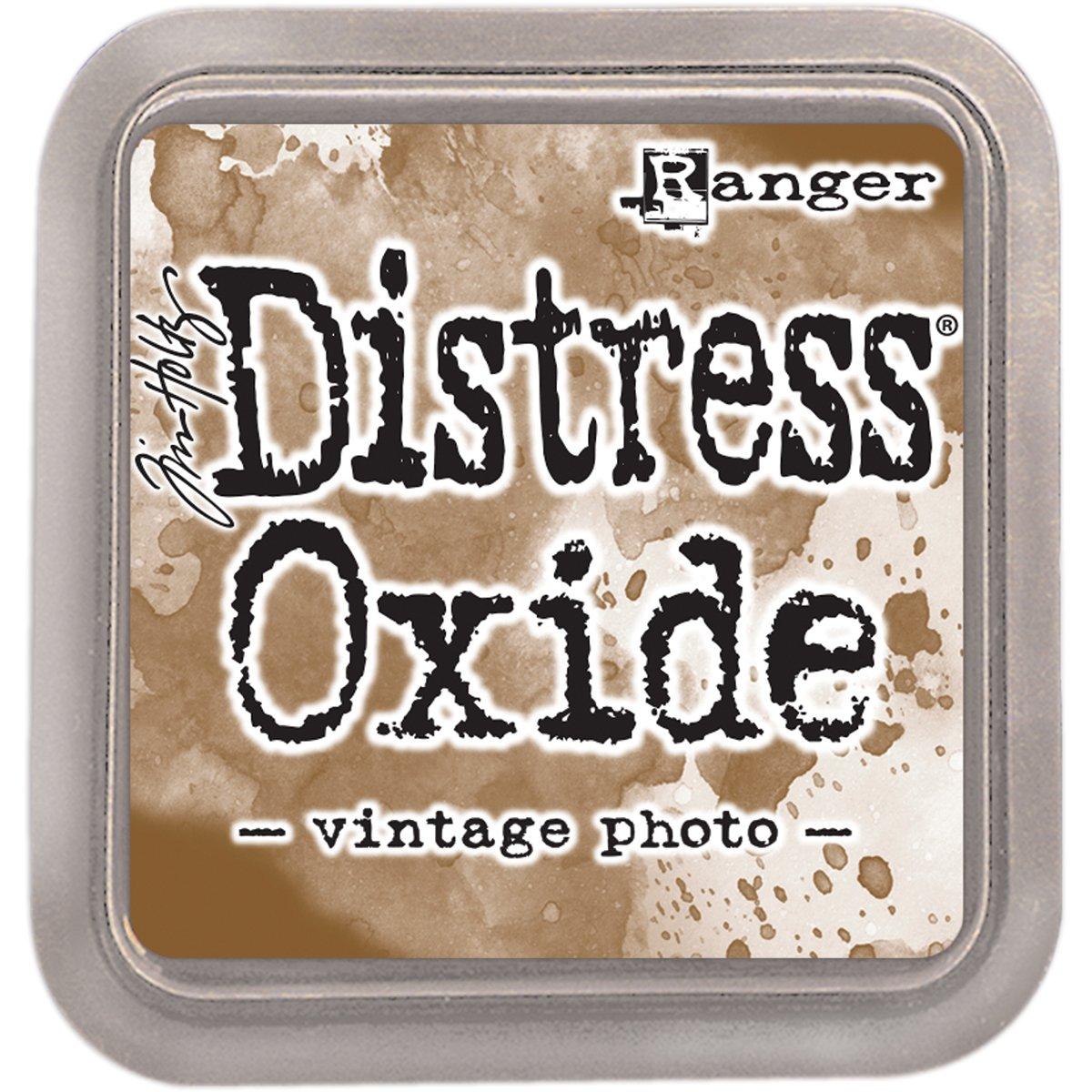 Distress Oxides Ink Pad-Vintage Photo
