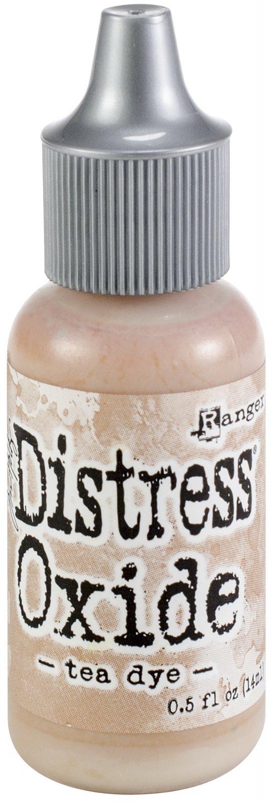 Distress Oxide Reinker - Tea Dye