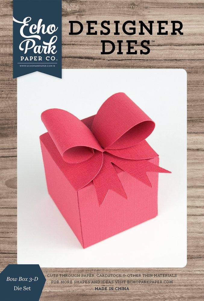 Bow Box 3-D die Set
