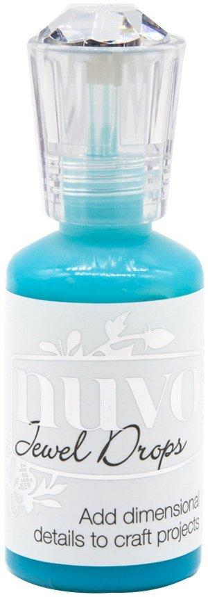 Nuvo Jewel Drops - Iceberg Blue