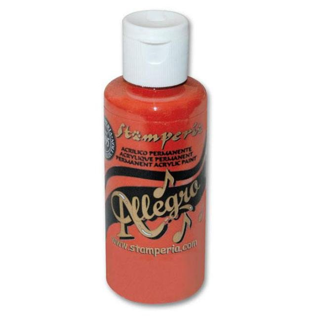 Allegro Paint - Warm Red