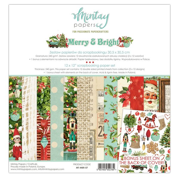 Mintay Merry & Bright Group