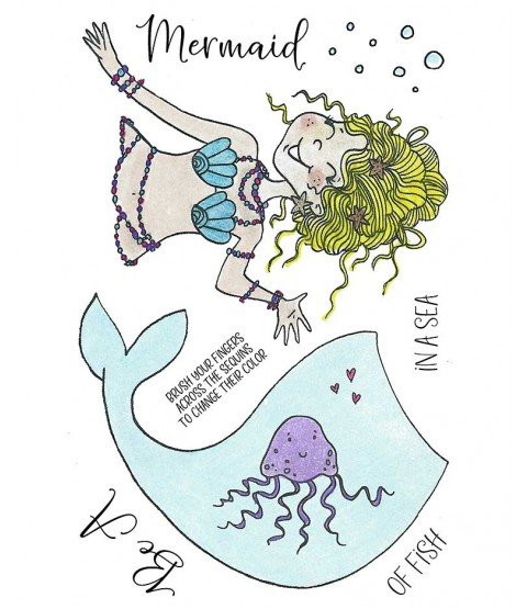 Mermaid Stamp & Die Group