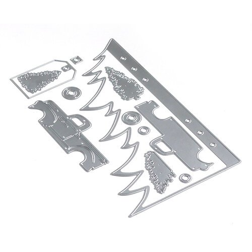 Elizabeth Craft Metal Die-Planner Essentials 16